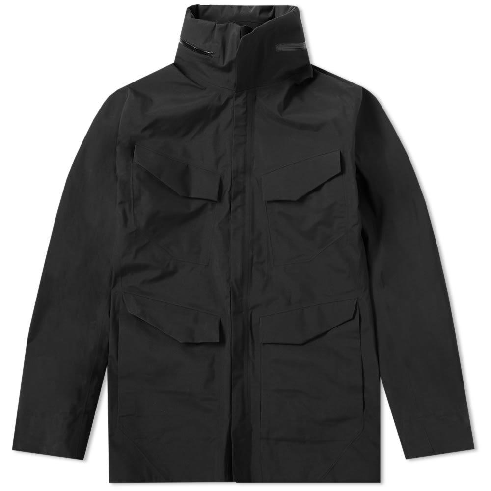 Arc'teryx Veilance Field LT Jacket Black