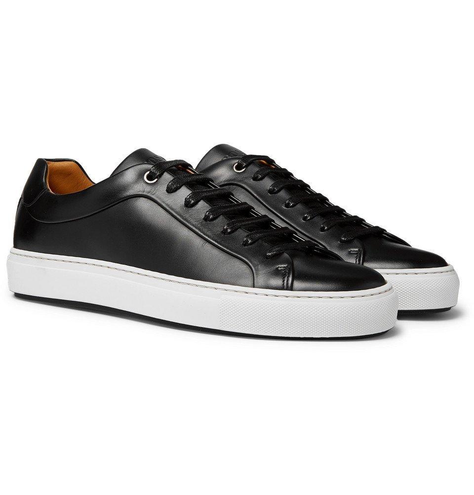 Hugo Boss - Mirage Leather Sneakers