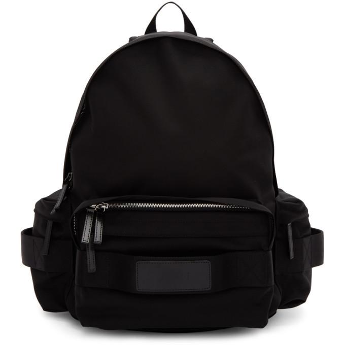 Photo: Juun.J Black Nylon Backpack
