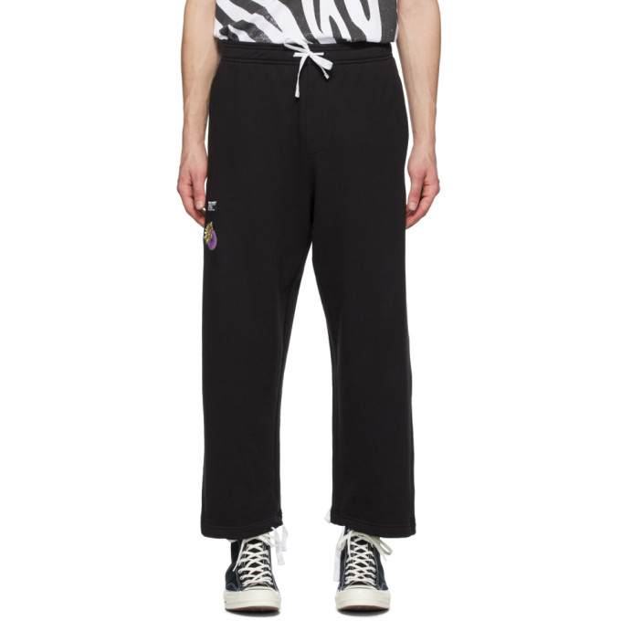 Photo: Double Rainbouu Black EZ Track Pants