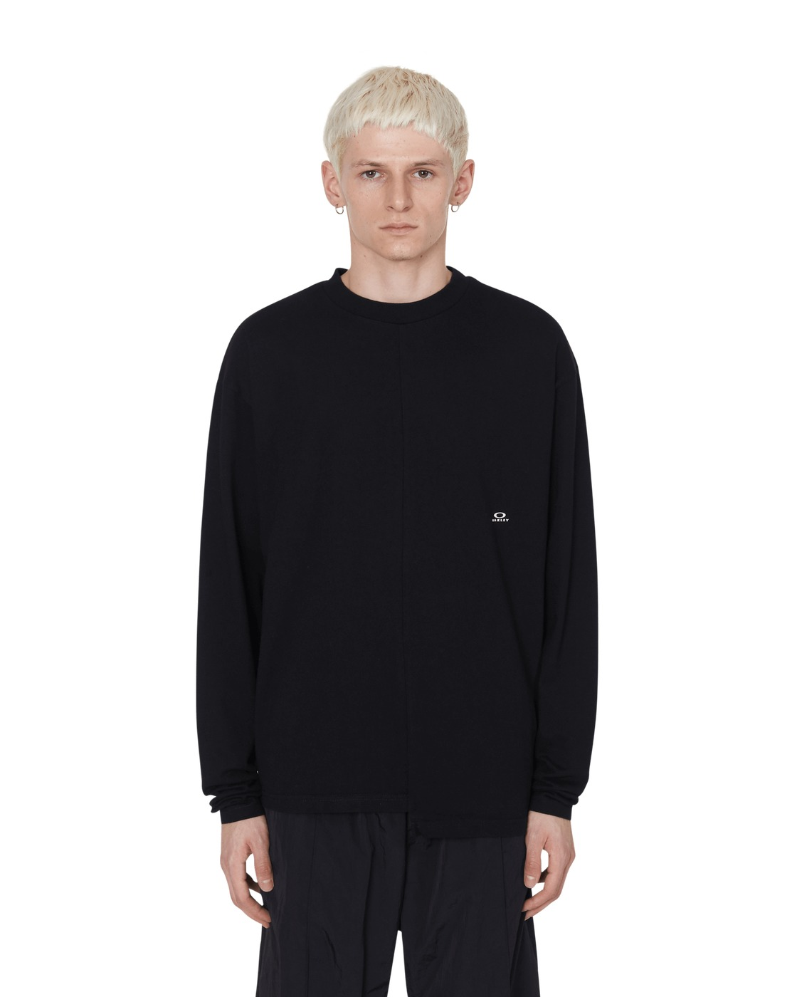 Photo: Oakley By Samuel Ross L/S Tee Blackout