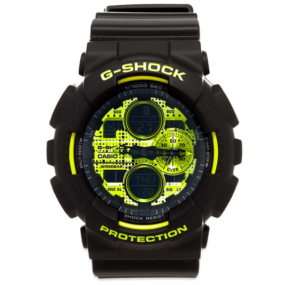 Photo: Casio G-Shock GA-140DC Digi Camo Watch
