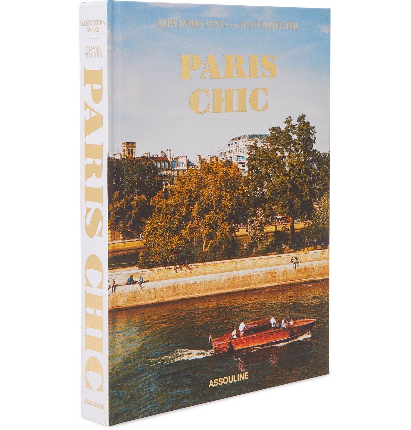 Photo: Assouline - Paris Chic Hardcover Book - Multi