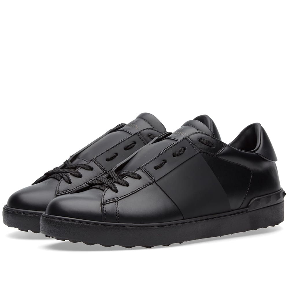 Valentino Open Low Top Sneaker Valentino