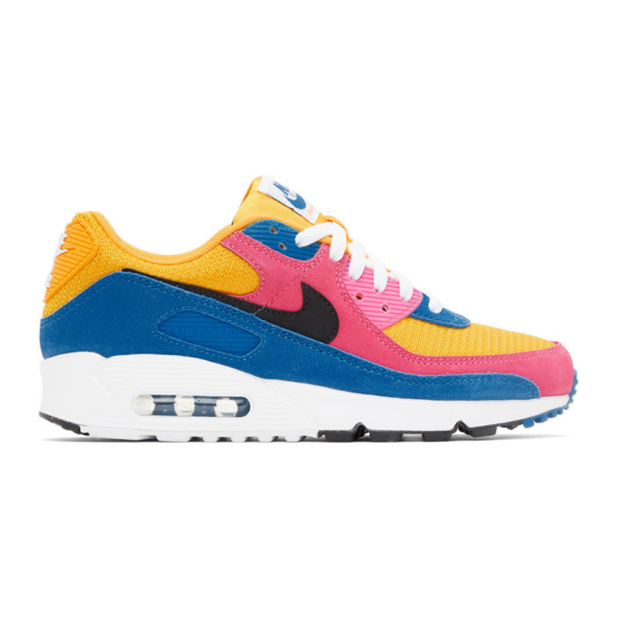 Photo: Nike Multicolor Air Max 90 Sneakers