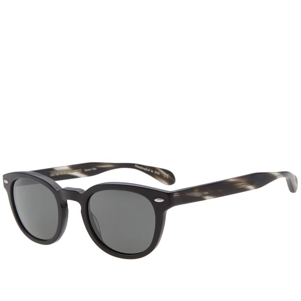 Oliver Peoples Sheldrake Sunglasses Black