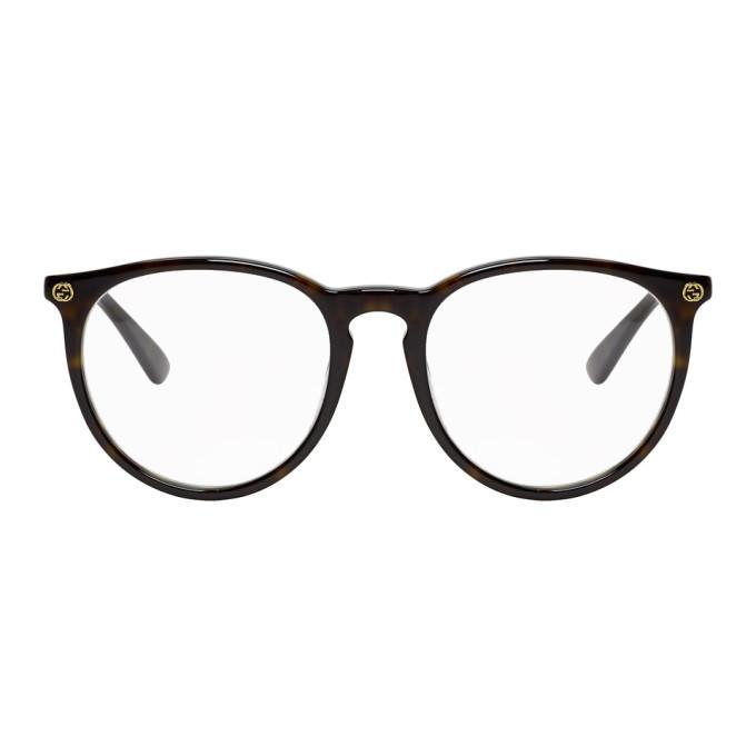 Photo: Gucci Tortoiseshell Bee Glasses