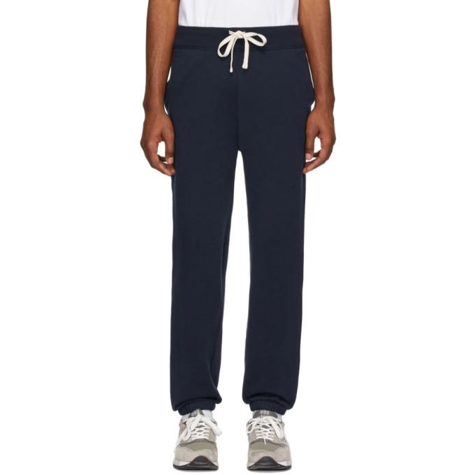 Photo: Polo Ralph Lauren Navy Classic Lounge Pants