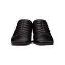 3.1 Phillip Lim Black Ruched Georgia 60mm Sandals