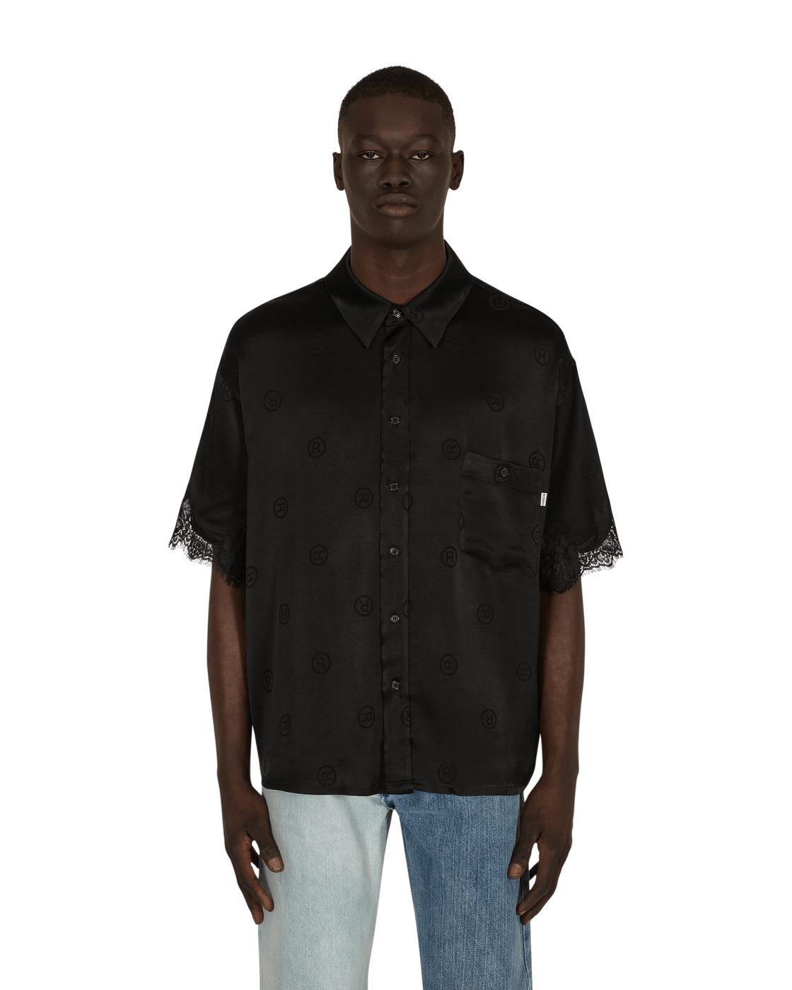 Martine Rose Klene Shirt Black