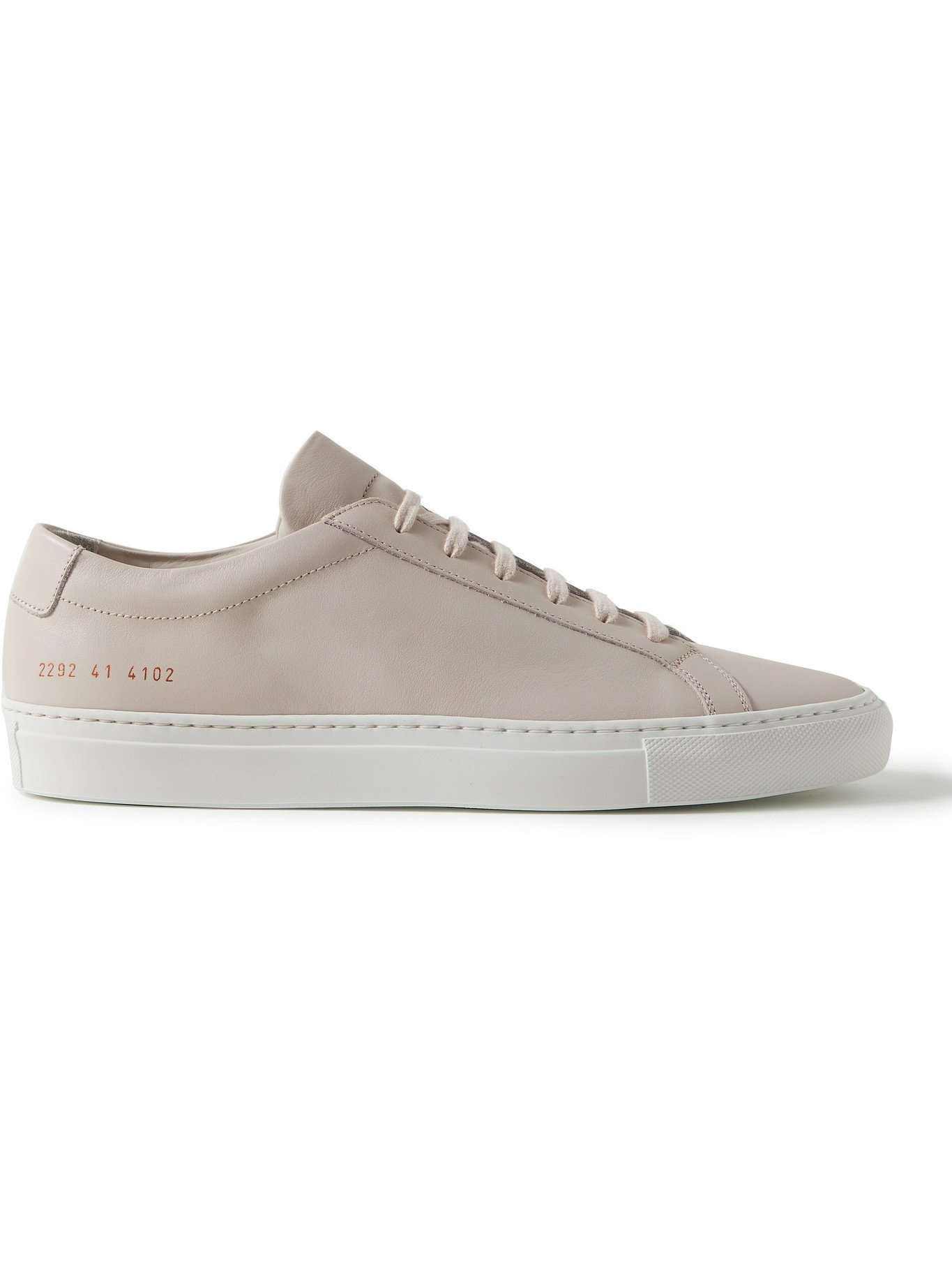 COMMON PROJECTS - Original Achilles Leather Sneakers - Neutrals