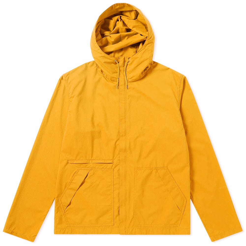 Photo: Nanamica Packable Jacket Orange