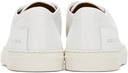 Common Projects White Tournament Low Sneakers
