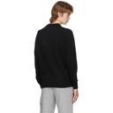 C.P. Company Black Wool Sweater