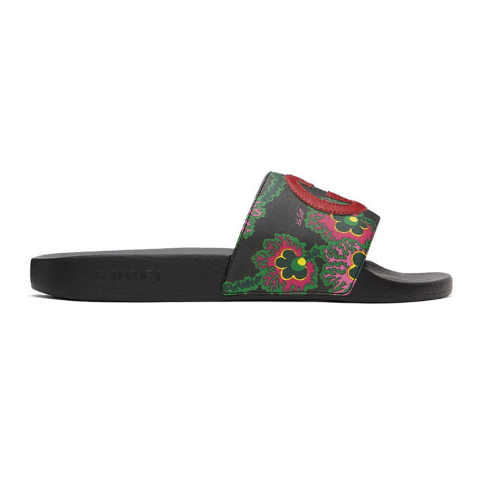 Photo: Gucci Black Ken Scott Edition Print Slides