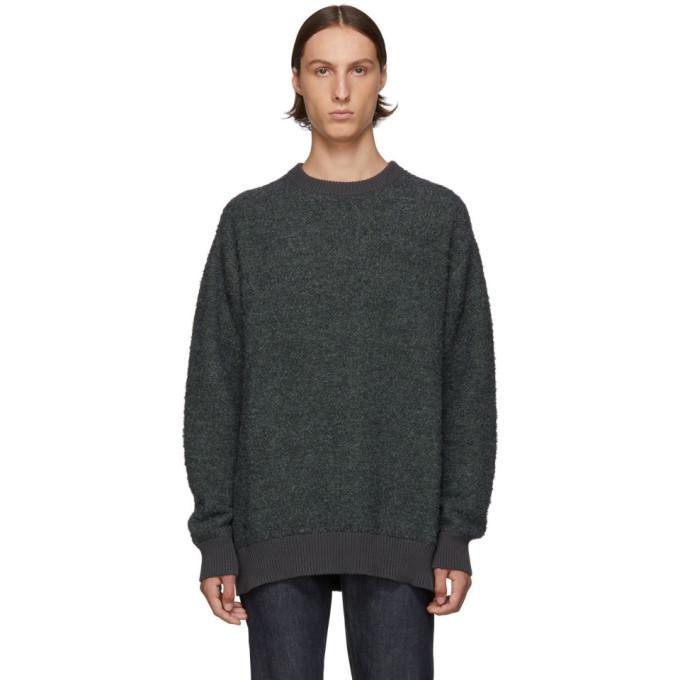 Photo: Goodfight Grey Crush Sweater