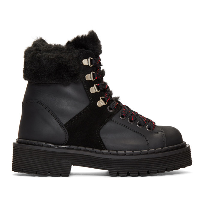 Photo: Won Hundred Black Mila Tracking Boots