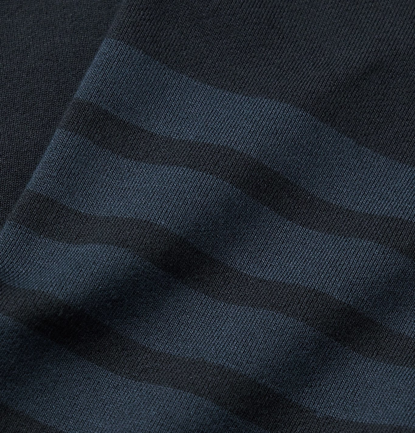 Thom Browne - Slim-Fit Striped Loopback Cotton-Jersey Sweatshirt - Blue