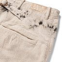 KAPITAL - Ashbury Wide-Leg Tie-Dyed Cotton-Corduroy Trousers - Neutrals