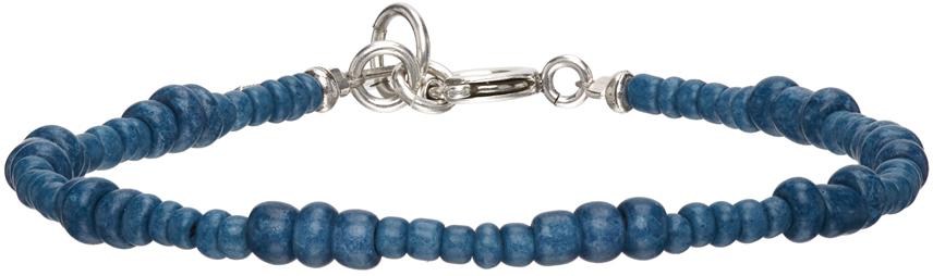 Photo: Isabel Marant Blue Beaded Bracelet