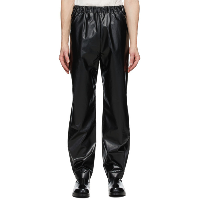 Photo: Kassl Editions Black Oil Trousers