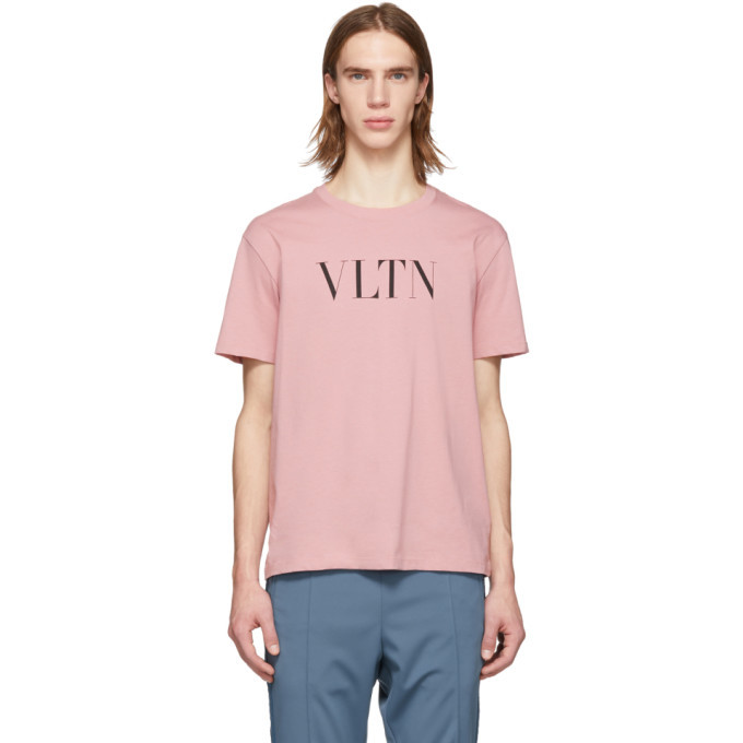 Photo: Valentino Pink VLTN T-Shirt