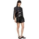 3.1 Phillip Lim Black Denim Jacket