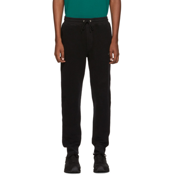 Photo: Saturdays NYC Black Ken Lounge Pants