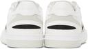Hugo White & Grey Switon Tennis Sneakers