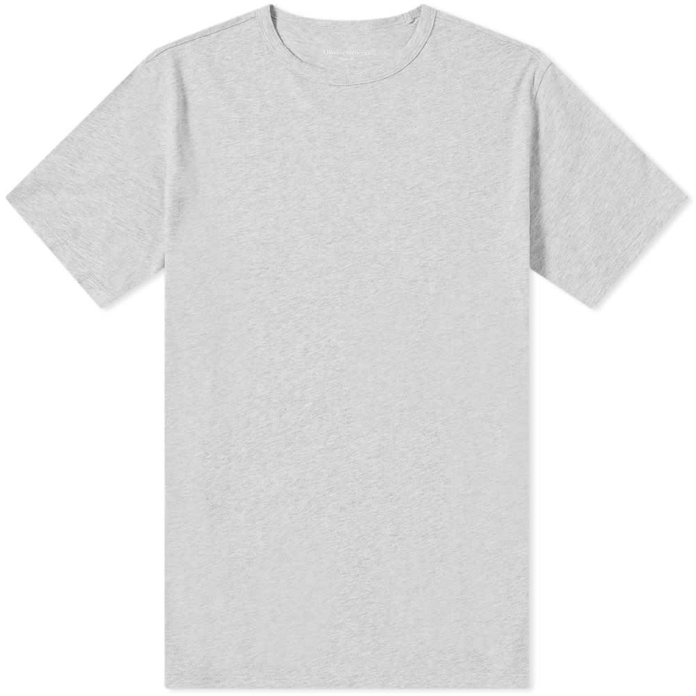 Officine Generale Garment Dyed Tee