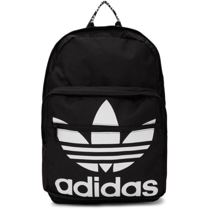 adidas Originals Black Trefoil Backpack