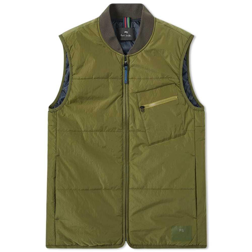Photo: Paul Smith Nylon Gilet