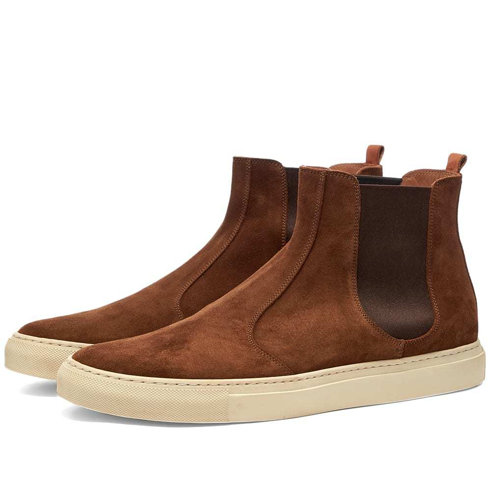 Photo: Buttero Suede Chelsea Sneaker