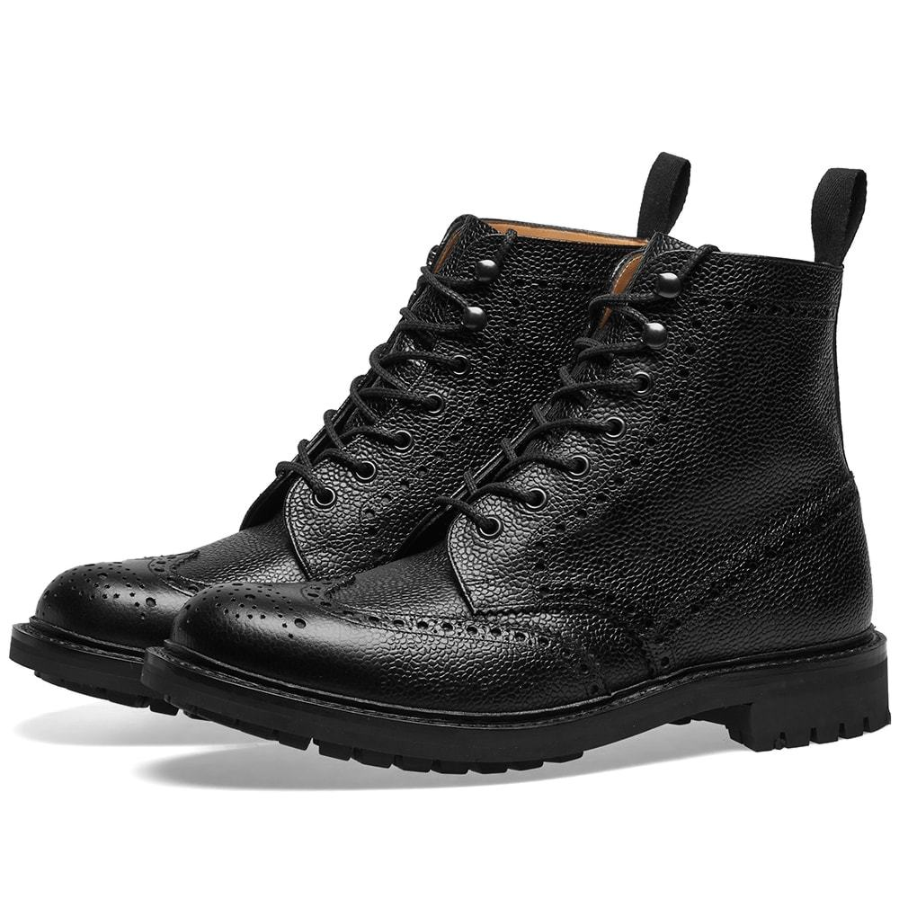 Photo: Church's McFarlen 2 Commando Sole Brogue Boot