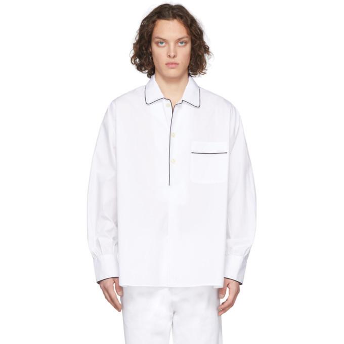 Photo: Random Identities White Sponsored Shirt