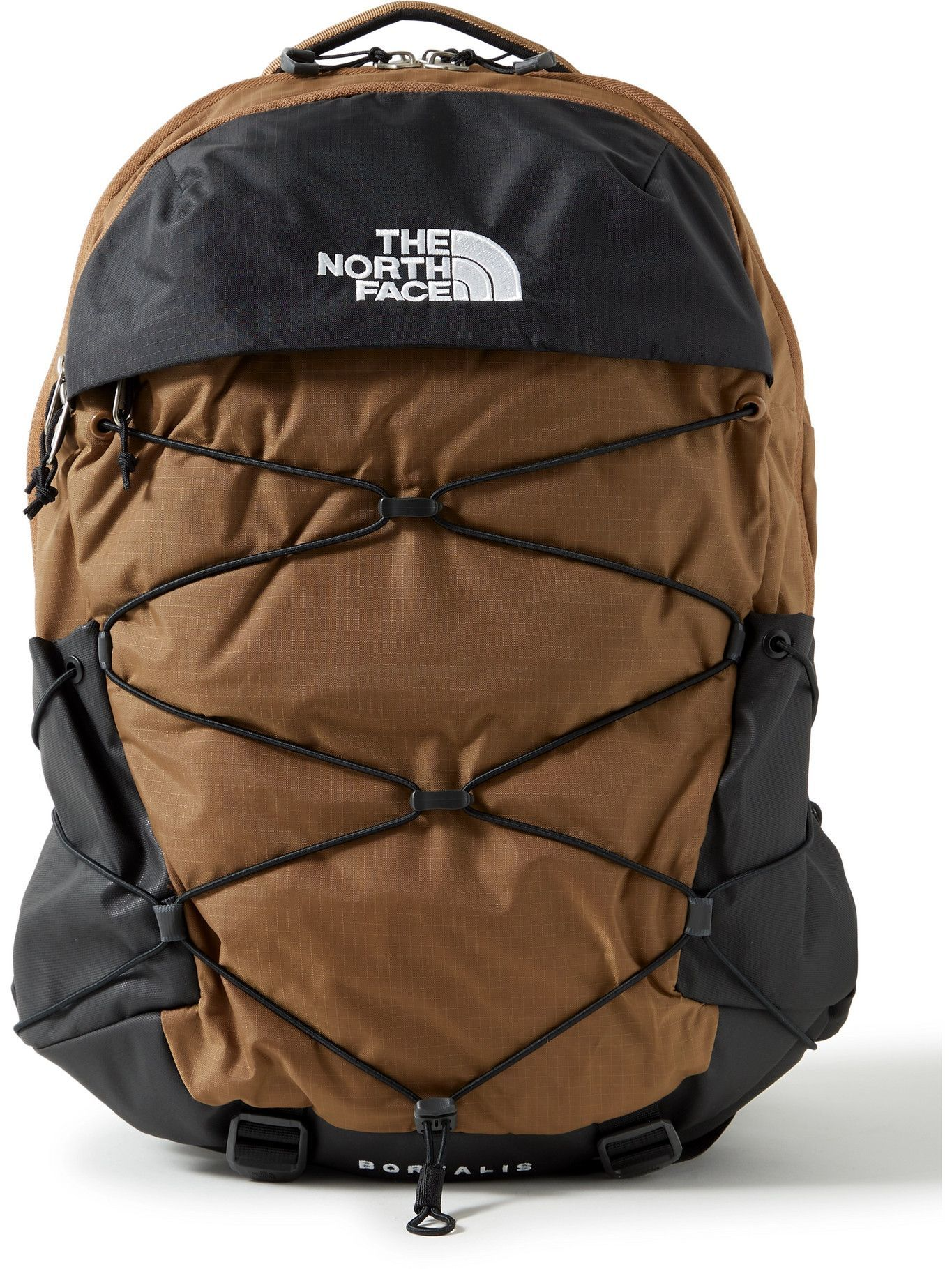 Photo: The North Face - Borealis Canvas-Trimmed Ripstop Backpack