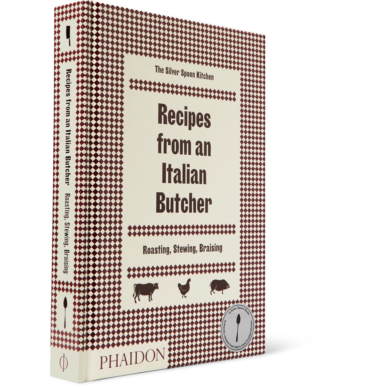 Photo: Phaidon - Recipes From An Italian Butcher Hardcover Book - Multi