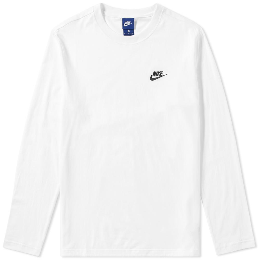 Nike Long Sleeve Club Tee