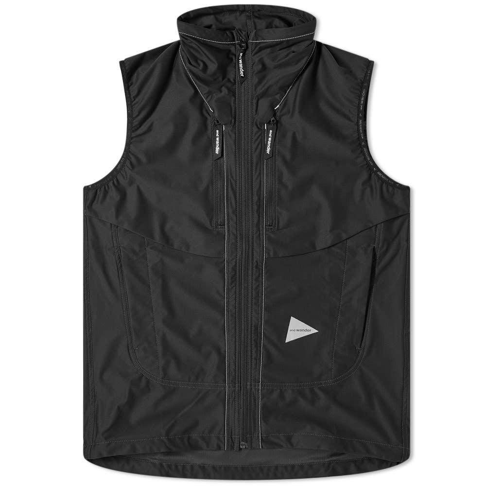 Photo: And Wander Raschel Ripstop Vest