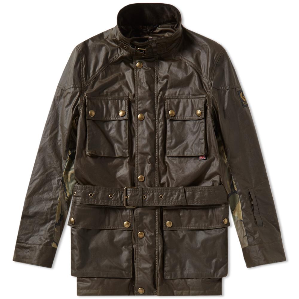 Belstaff x SOPHNET. Roadmaster Jacket