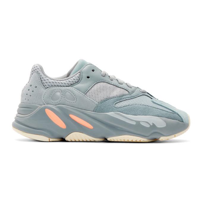 Photo: YEEZY Grey Boost 700 Sneakers