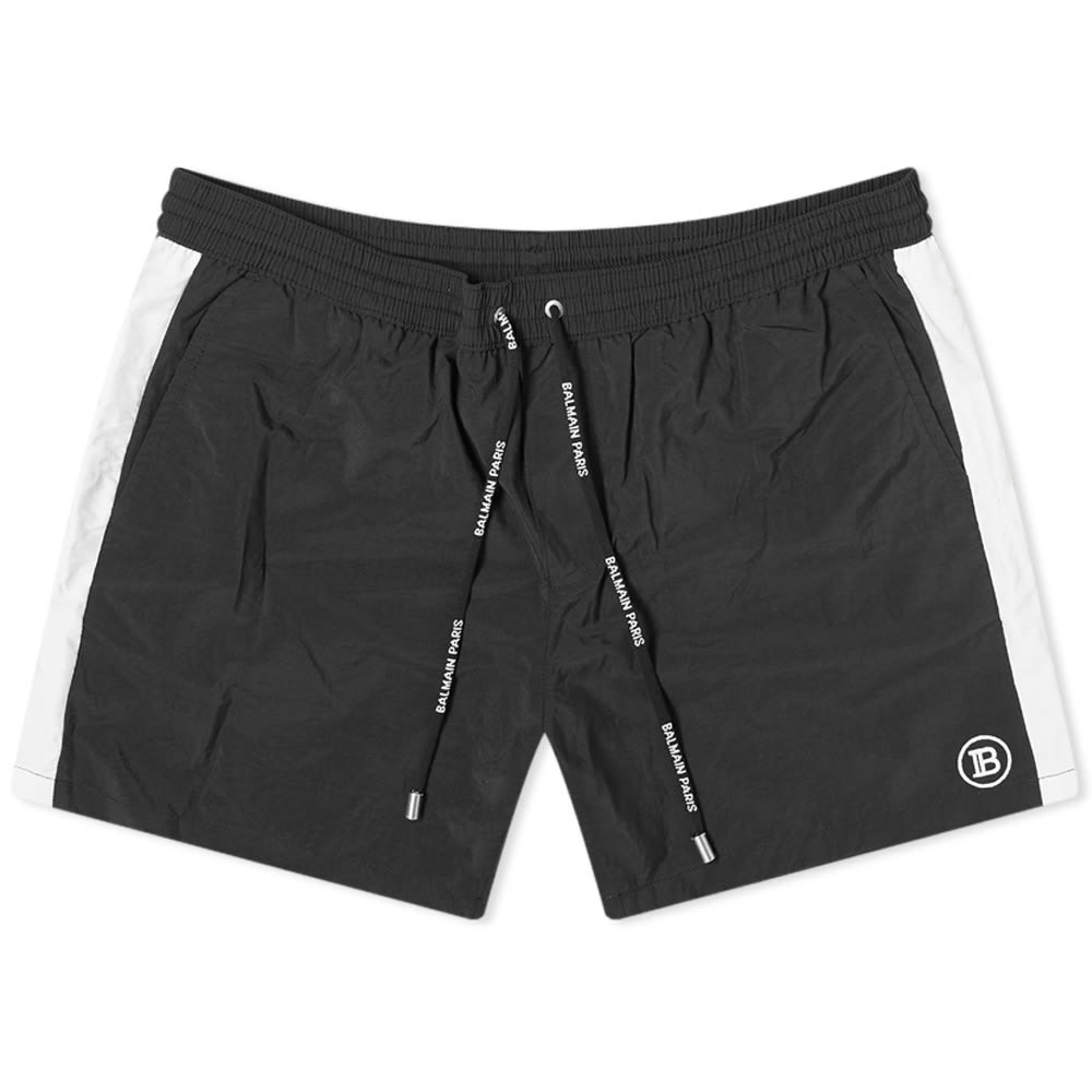 Photo: Balmain Boxer Swim Short