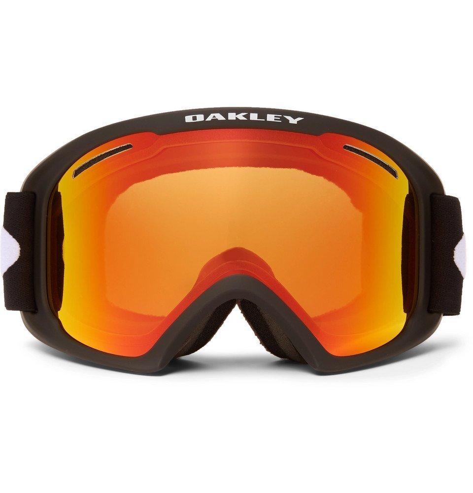 Photo: Oakley - O Frame 2.0 XL Snow Goggles - Men - Black