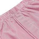 Sunspel - Striped Cotton Boxer Shorts - Pink