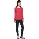 adidas Originals Pink 3-Stripes Long Sleeve T-Shirt