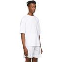 3.1 Phillip Lim White Oversized Boxy T-Shirt