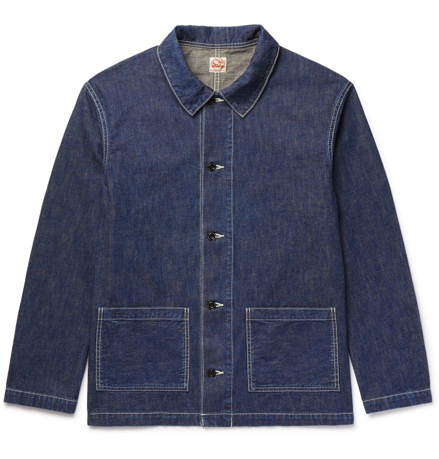 Photo: Chimala - Denim Chore Jacket - Blue