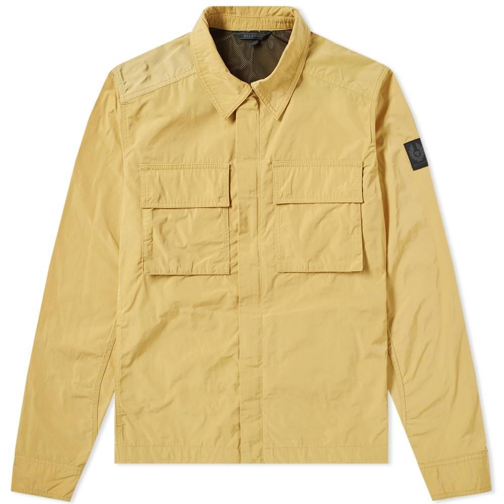 Belstaff Ollerton Zip Nylon Overshirt