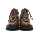 Dunhill Brown Traverse Boots