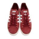adidas Originals Burgundy Campus Sneakers